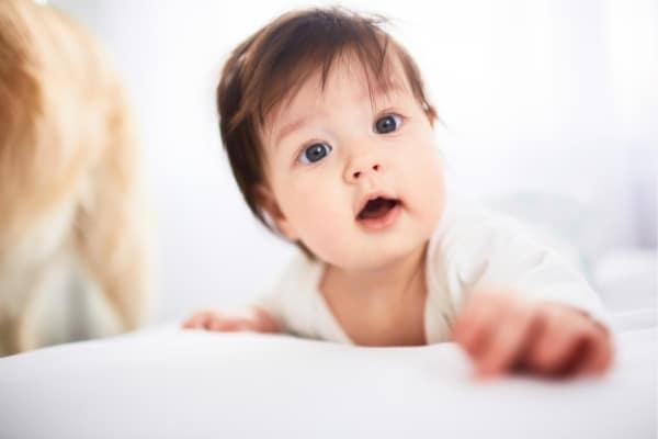 Comment se deroule une seance de soin energetique avec un bebe