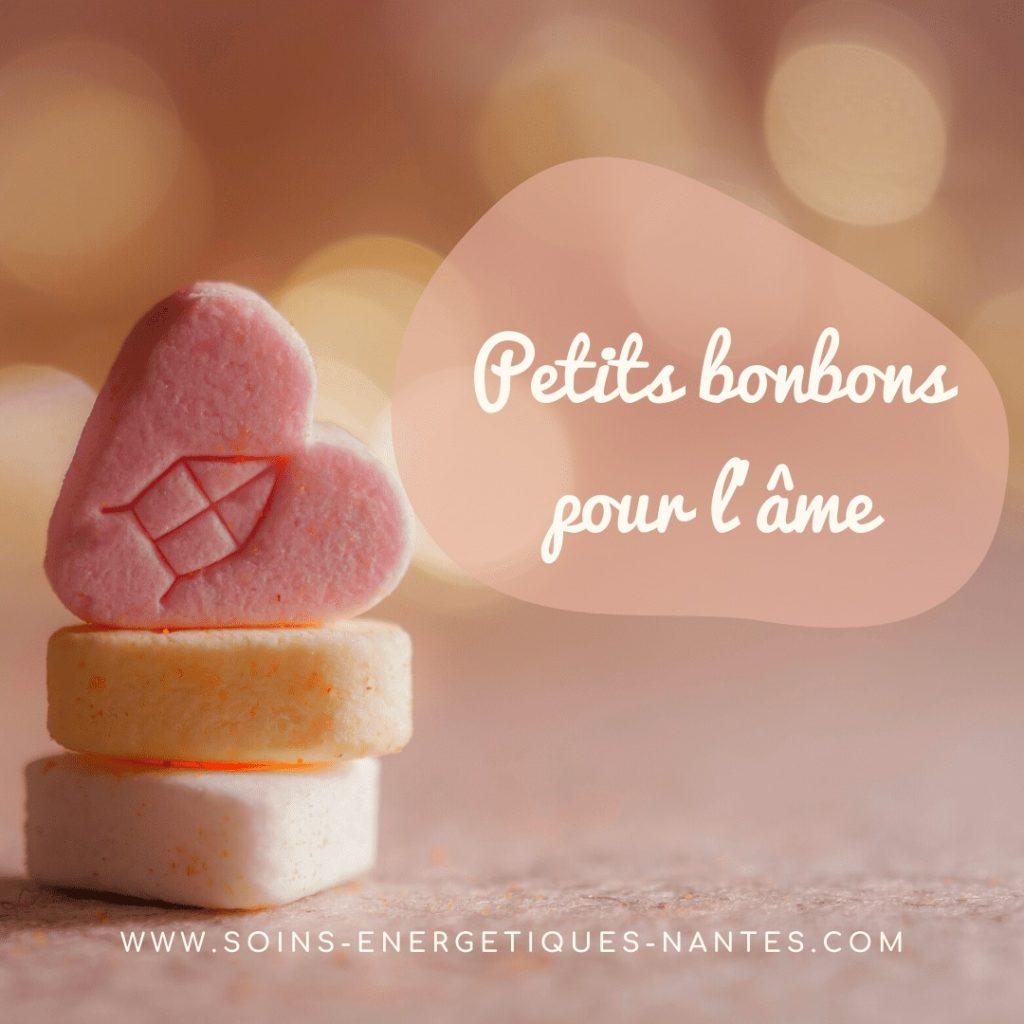 les petits bonbons pour l'âme