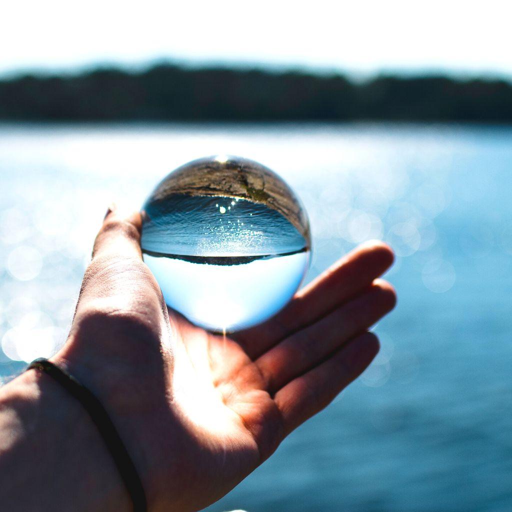 boire de l'eau après un soin énergétique